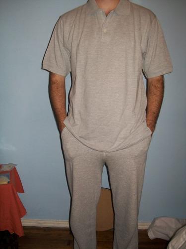 remera  de hombre en gris steve&barry's xl