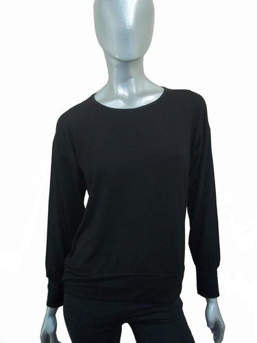 remera de mujer, buzo de modal, talle unico