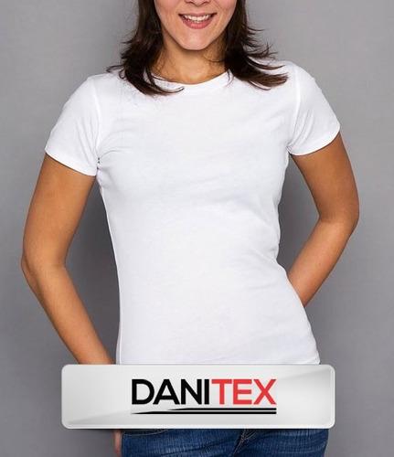 remera de mujer modal premium importado especial sublimacion