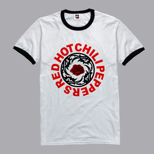 remera de mujer red hot chili peppers