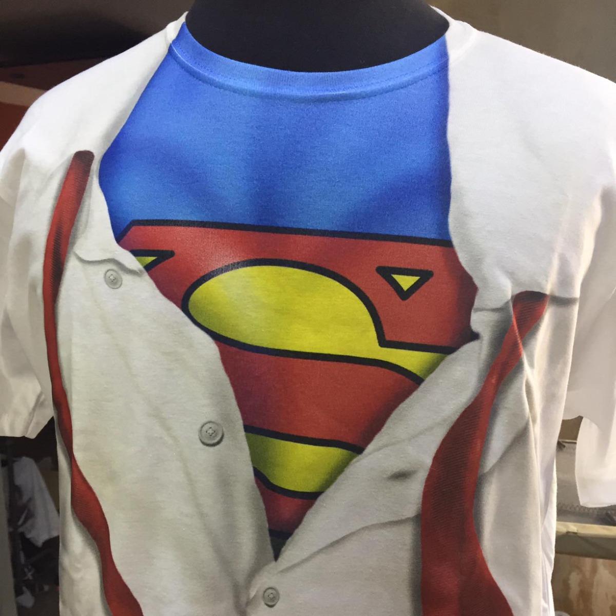 remera de pelicula superman camisa. Cargando zoom. 307127c5e3024