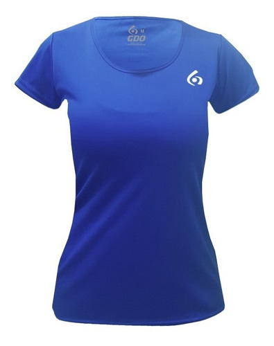 remera deportiva mujer gdo fit running ciclista crossfit