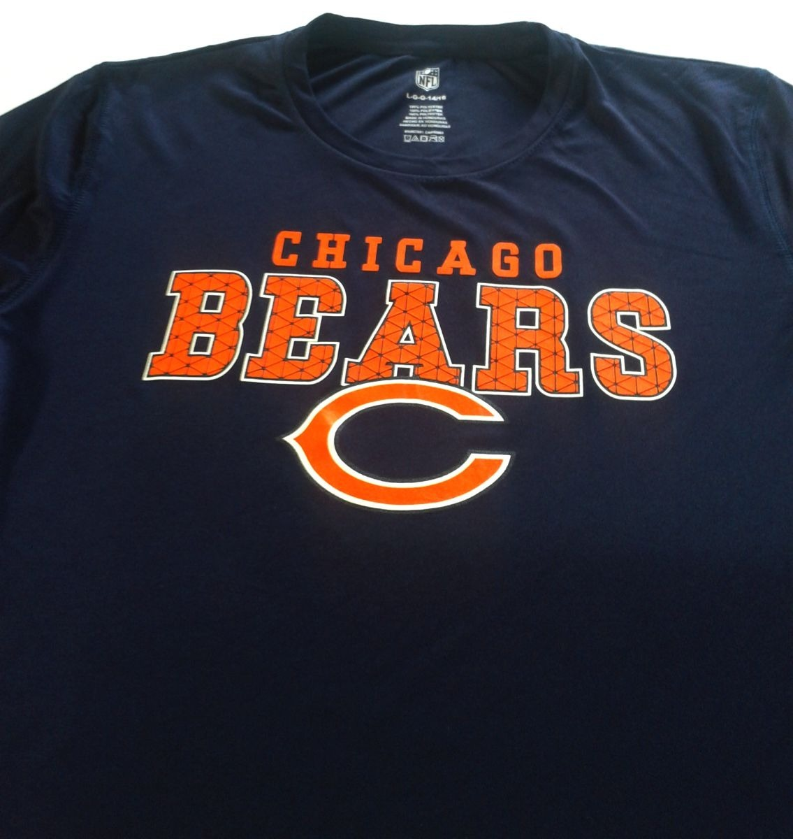 ecd32f60904dc Remera Deportiva Nfl Chicago Bears Original Talle 12 13 Años -   699 ...