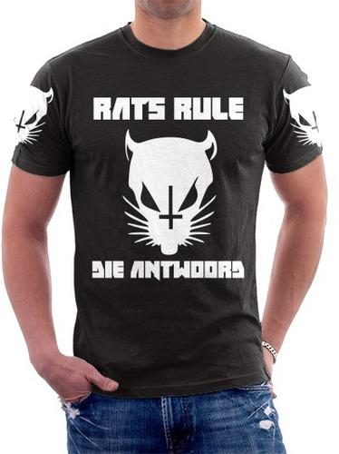 remera die antwoord yo-landi vi$$er - ninja  - rats rule