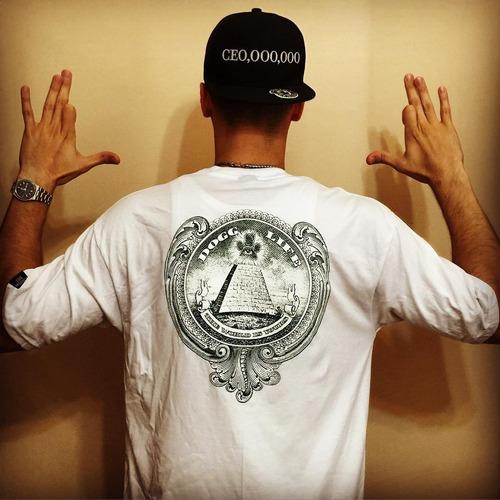 remera dogg life killuminati hip hop freestyle gangsta rap