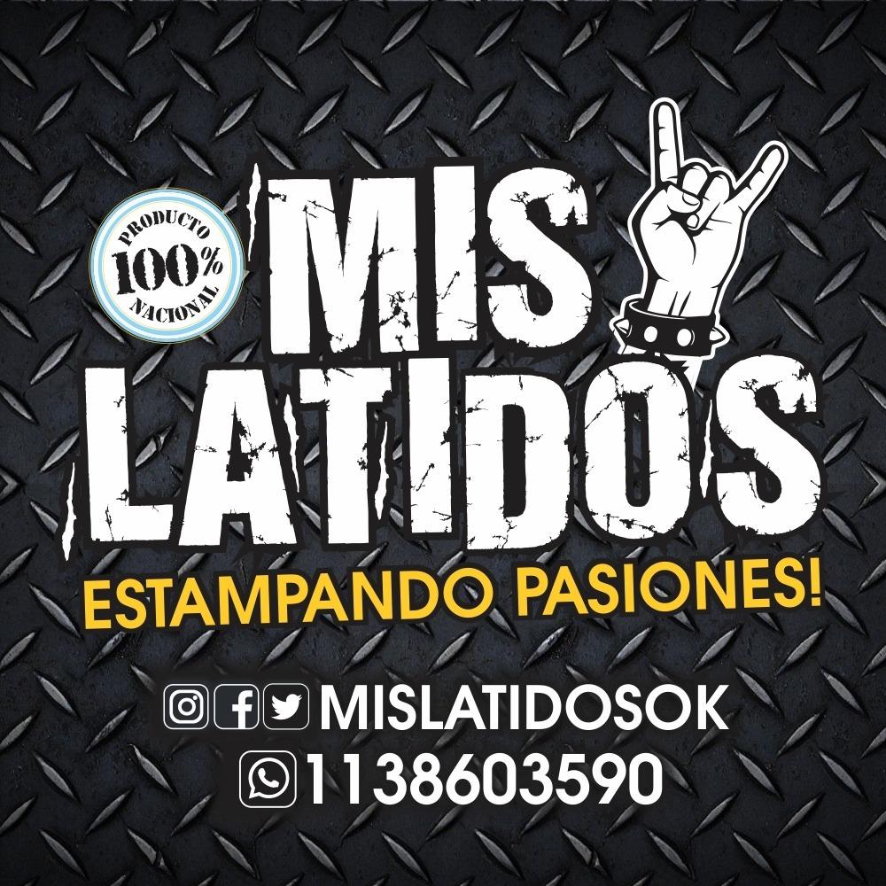 Remera Don Osvaldo Callejeros Frases