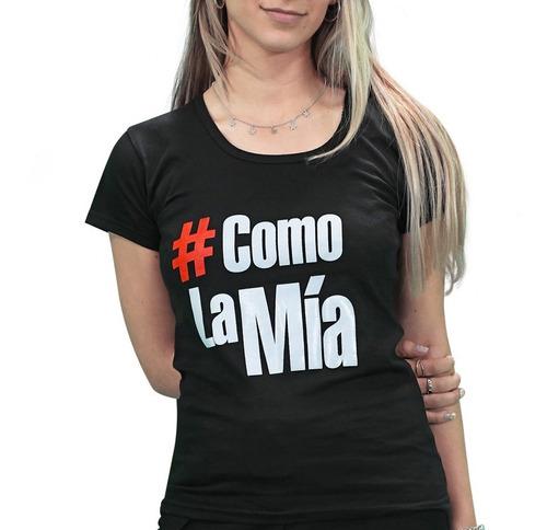 remera el chacal - #comolamia mujer