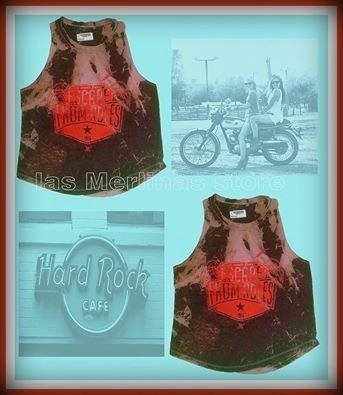 remera estampa  ac dc batik rock  algodon moda 2016