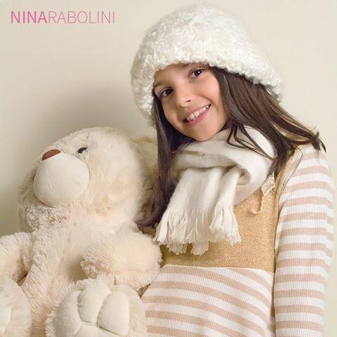 remera estampa mg larga flor nina rabolini invierno 2019
