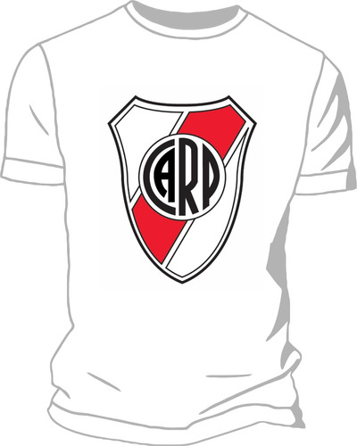 remera estampada river sanlorenzo barcelona sublimada racing