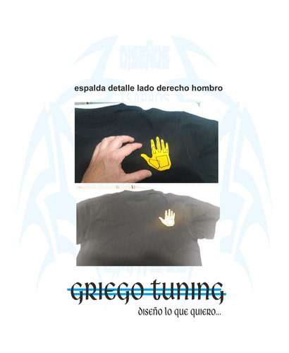 remera estampado body glove surf
