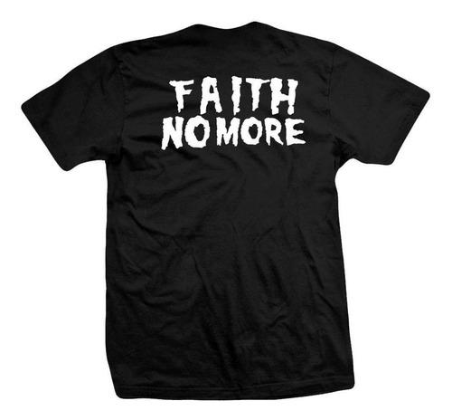 remera faith no more  fucker