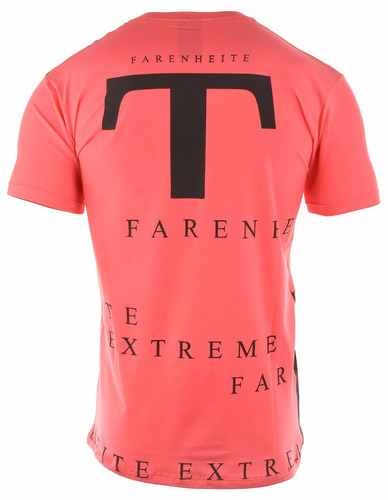 remera farenheite doble far algodón