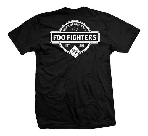 remera foo fighters  cobra