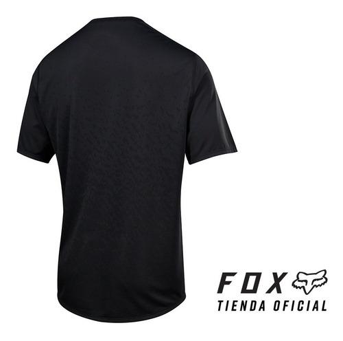 remera fox ranger ss bars jersey mtb bmx #20925-001