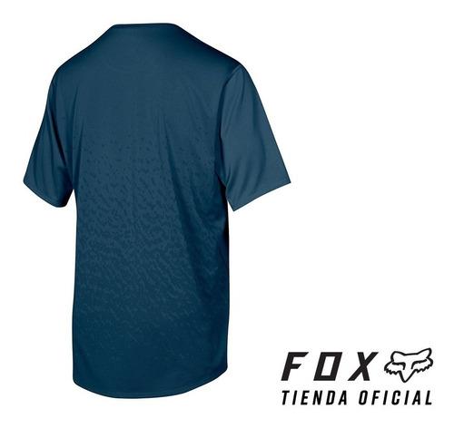remera fox ranger ss bars jersey mtb bmx #20925-329