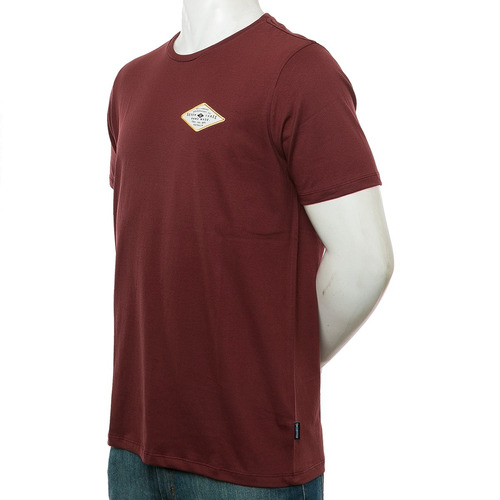 remera freecall bordo billabong fluid tienda oficial