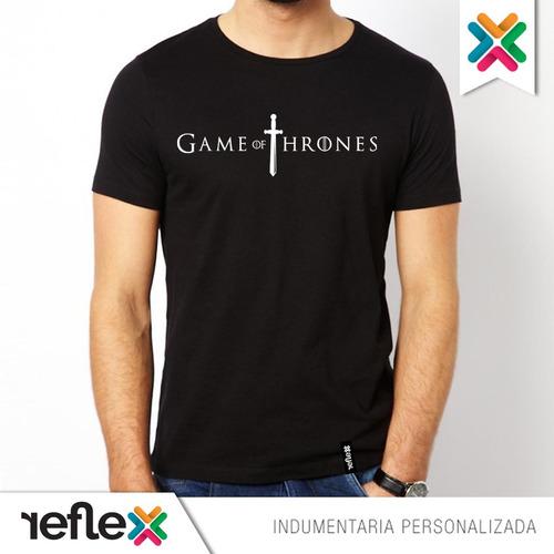 remera game of thrones 100% algodón calidad premium 2