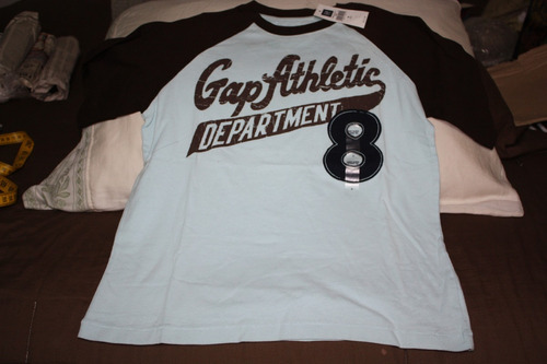 remera gap varon t 10 súper sale