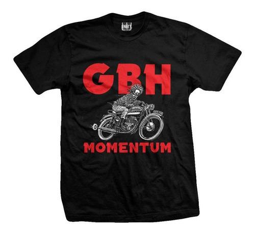 remera  g.b.h.  momentum
