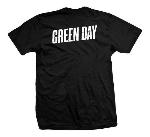 remera green day  guns