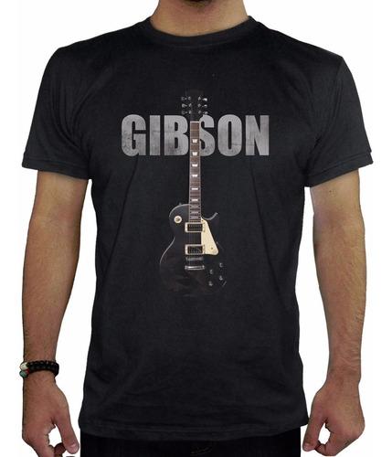 remera hombre  gibson2