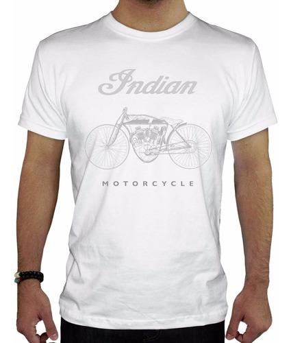 remera hombre  indian inkpronta