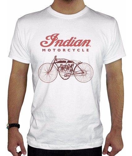 remera hombre  indian2 inkpronta