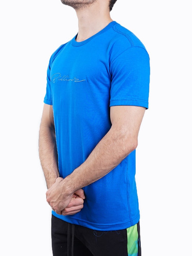 remera hombre jersey semi entallada billionz 1187 kmtk store
