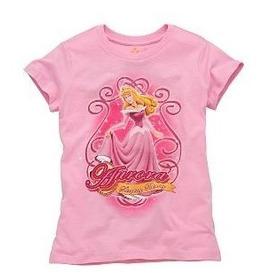 Remera Importada Disney Princesas Nena Bella Durmiente