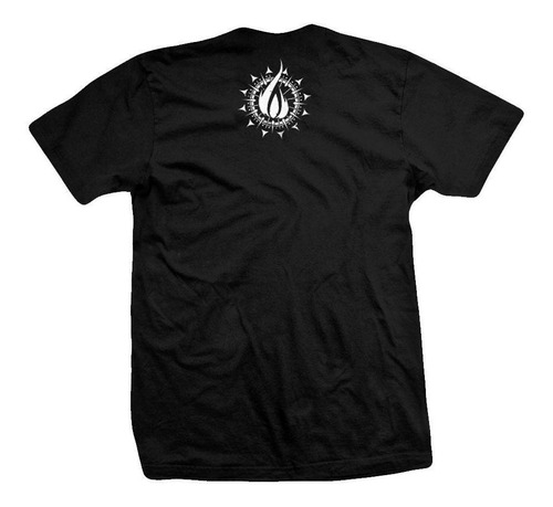 remera in flames  sailor