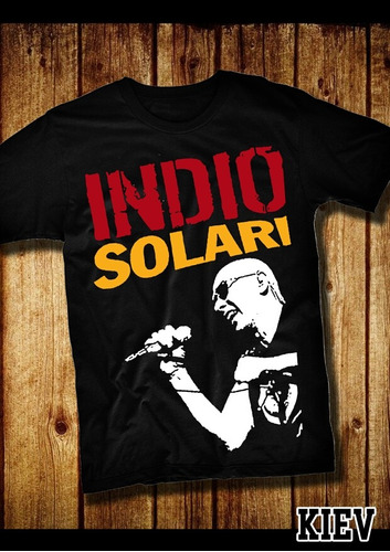 remera indio solari patricio rey los redondos