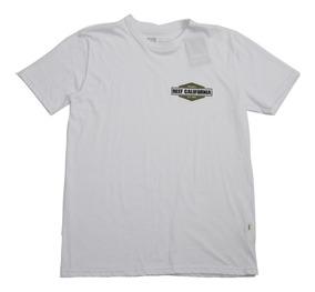 b230716f0 Remera Ink Logo Blanco Reef Hombre