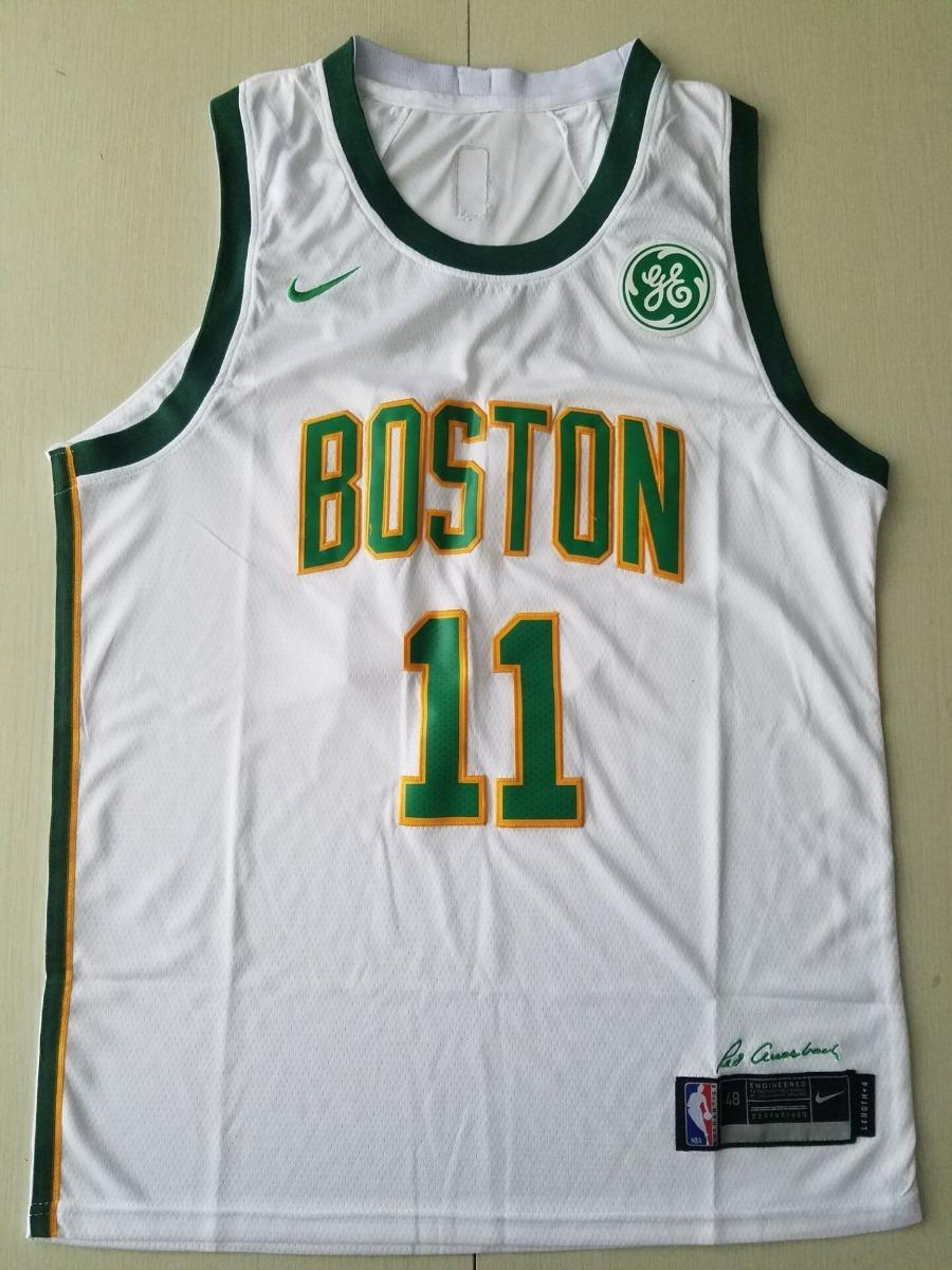 new arrival 8ba8c dedc9 Remera Irving #11 Boston Celtics City Edicion - A Pedido