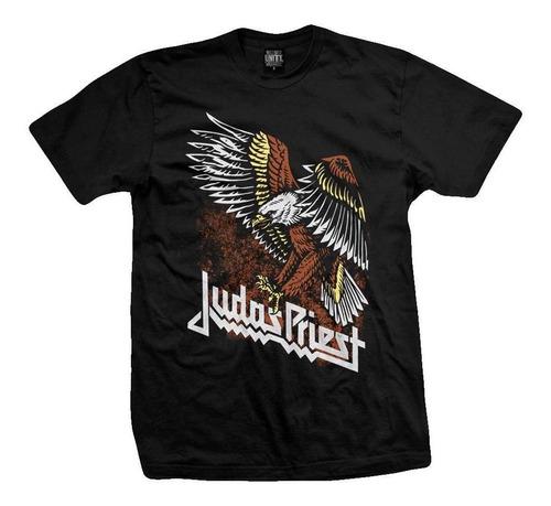 remera judas priest  screaming eagle