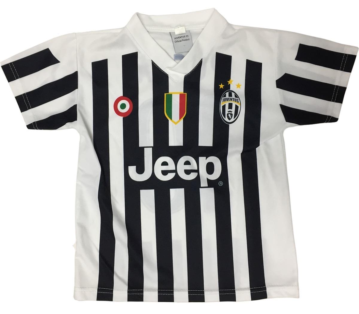 Remera Juventus Pogba Official Product Para Niño -   449 c1b2e71e66d17