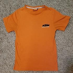 Remera Ktm Racing Tee Orange Powerwear Original