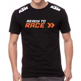 Remera Ktm Ready To Race Marcemoto