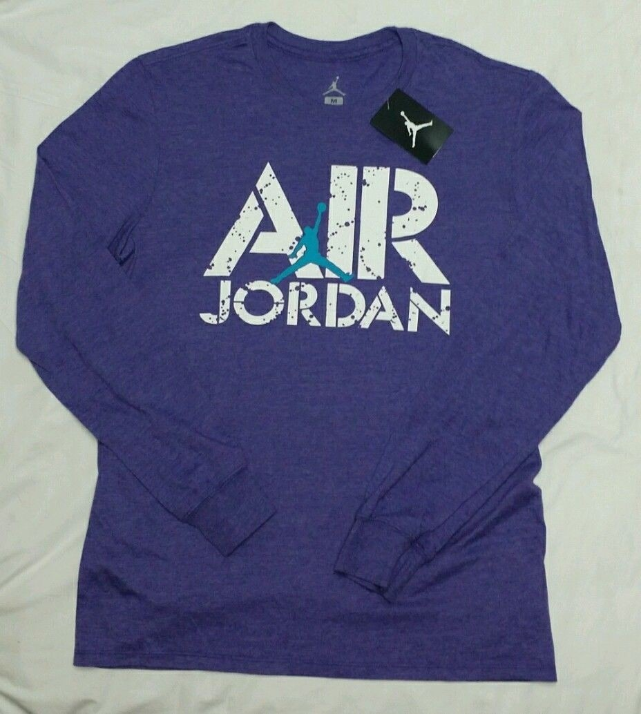 remera manga larga camiseta nike air jordan import usa large. Cargando zoom. db1c5a915799c
