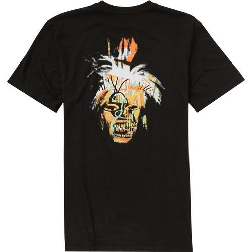 remera m/c billabong fright wig hombre - colección warhol