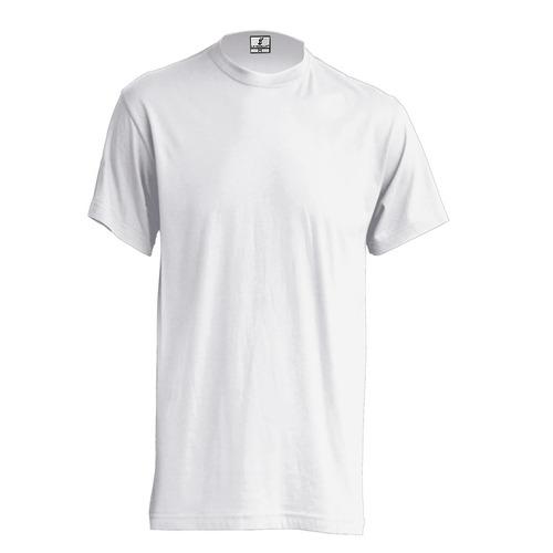 remera militar jersey algodón blancas