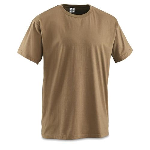 remera militar jersey marrón uca militar