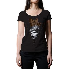 Remera Mujer Rock David Bowie 1972 | B-side Tees