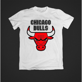 Remera Nba Chicago Bulls