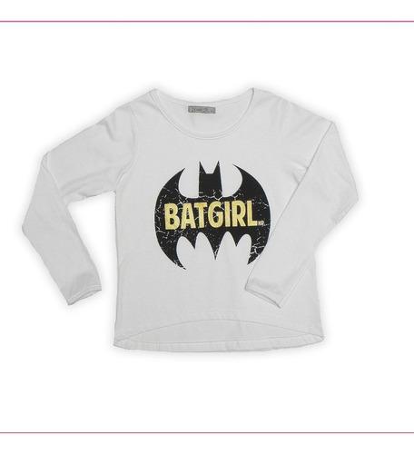 remera nena batman superheroes, nina rabolini