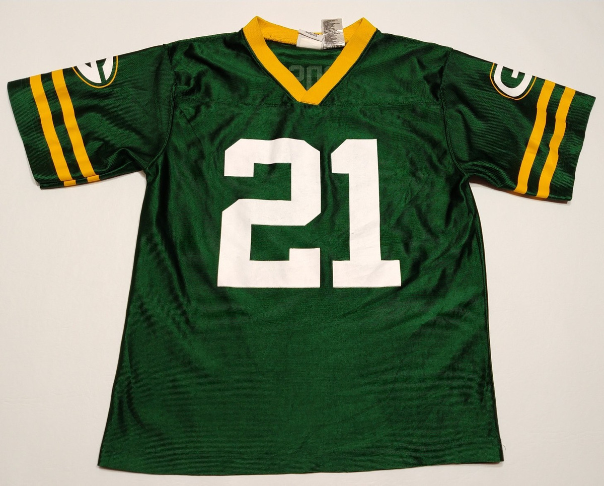 cbd88d8d9359b Remera Nfl Green Bay Packers Nfl  21 Woodson T Xl 14-16 -   850