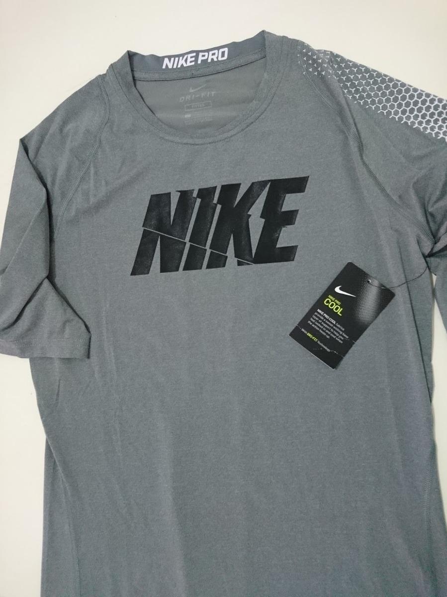 5ea2f55f Remera Nike Pro Dri Fit Fitted Futbol Running - $ 990,00 en Mercado ...