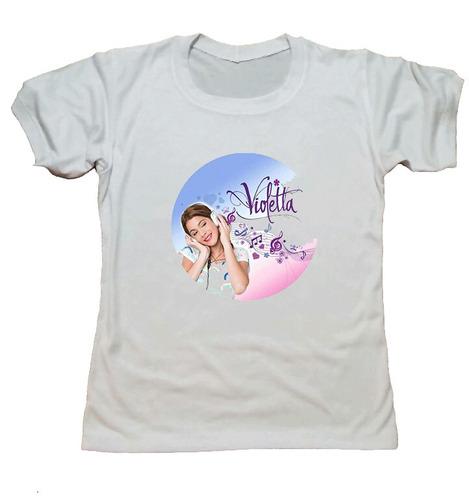 remera para niñas violetta hotarucolections