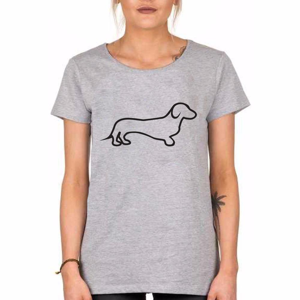 Remera Perro Salchicha Dog Dachshund Teckel Pancho Puppy - $ 350,00 ...