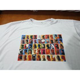 Remera Personajes Marvel
